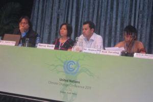 Human rights is key in ensuring development effectiveness in climate finance