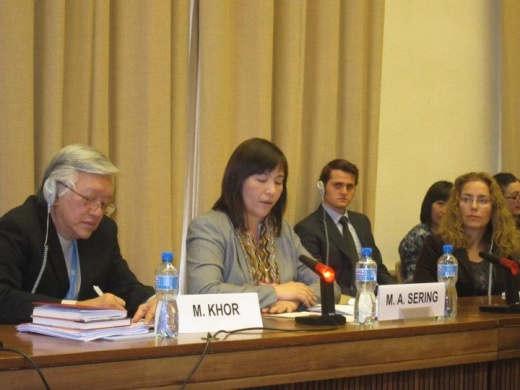 Seminar on the Adverse Impacts of Climate Change on Human Rights