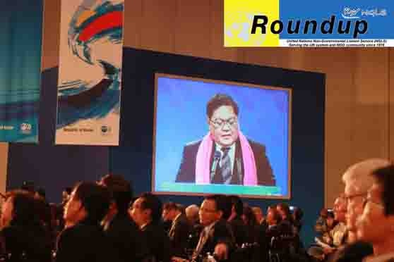 Tujan on civil society's role in Busan outcome document