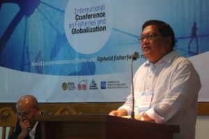 International Conference on Fisheries and Globalization