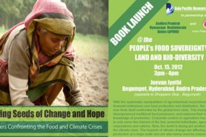 BOOK LAUNCH: Sowing Seeds of Change and Hope