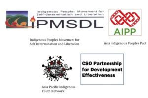 Indigenous groups move to join CSO Platform for Dev't Effectiveness