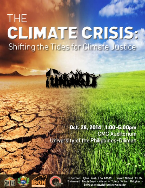 The Climate Crisis: Shifting the Tides for Climate Justice