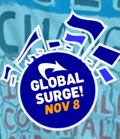 People of the World, Surge Forward for Climate Justice!