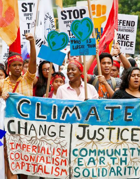 World leaders urged to adopt a genuine People's Climate Protocol in 2015