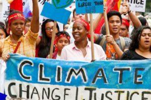 Los líderes mundiales apremiados a adoptar un Protocolo Climático de los Pueblos genuino en 2015