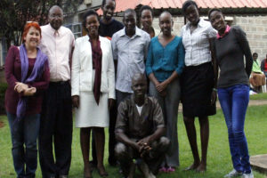 IBON partners in Kenya form Climate Justice Core Group composed of grassroots organizations in frontline communities