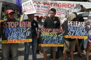 Stand in solidarity with Philippine HRDs amid new wave of crackdowns