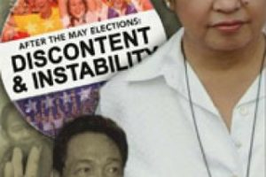 After the May Elections: Discontent & Instability (May-June 2007)