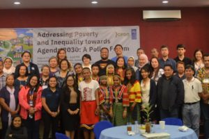 The Philippines: Prospects in pursuing climate justice, eradicating poverty and inequality