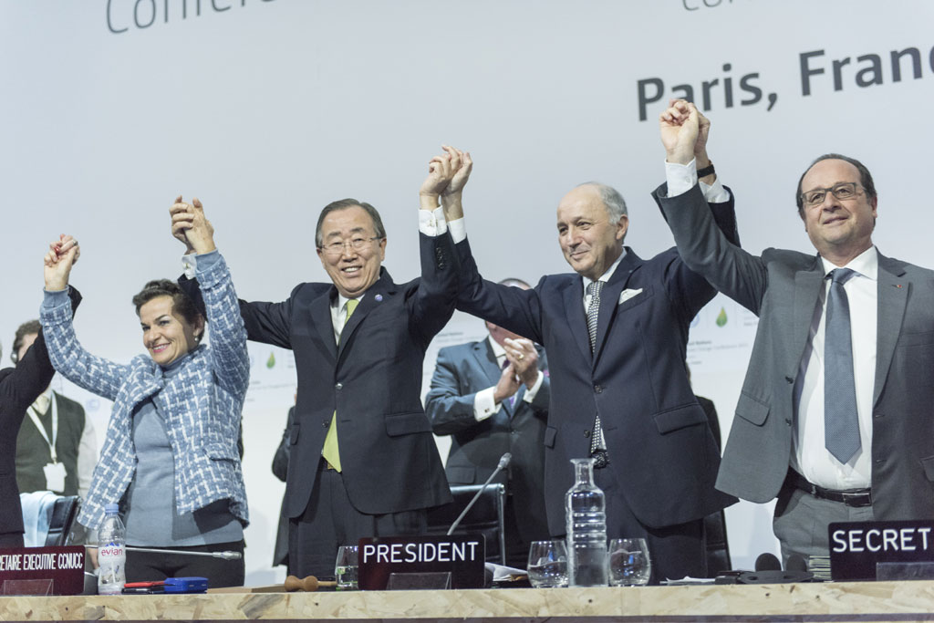 The Paris Agreement in perspective (or ten or more reasons why elation must be kept on hold, and a serious reality check be done)