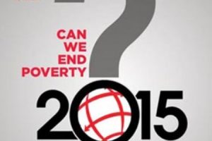 Can We End Poverty 2015? (May-June 2010)