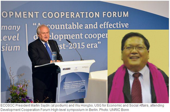 Global accountability — reserved mainly for intergovernmental development cooperation?