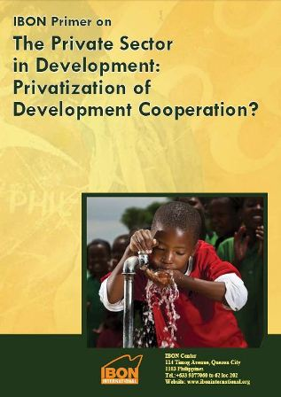 The Private Sector in Development: Privatization of Development cooperation?