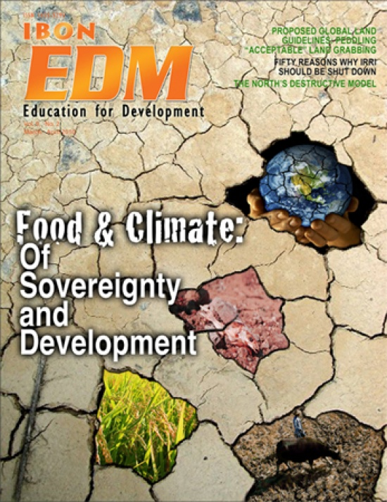 Food & Climate: Of Sovereignty and Development (March-April 2010)