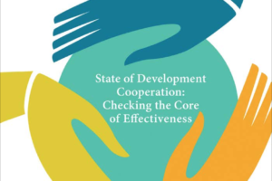 Challenges persist in donor and government action on development cooperation commitments