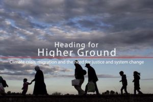 Heading for higher ground: Climate crisis, migration and the need for justice and system change re-launch