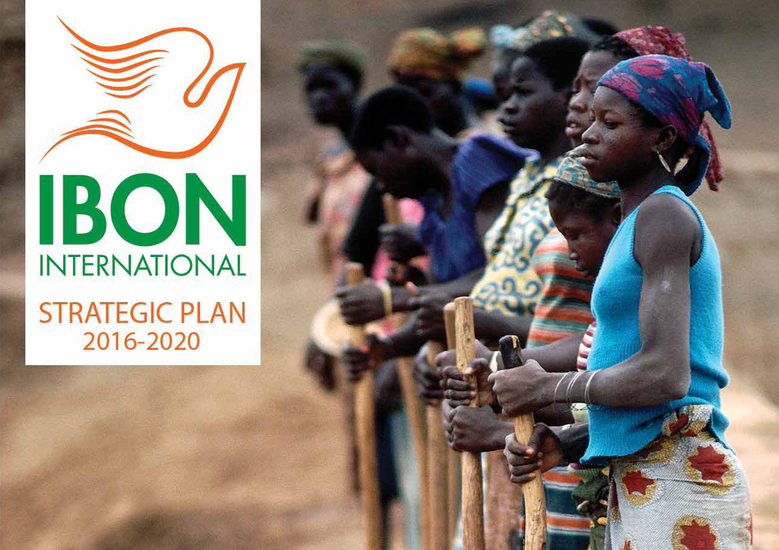 IBON International Strategic Plan 2016-2020