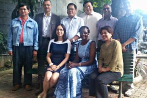 IBON International elects first set of Foundation officers