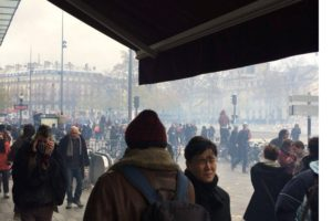 Resistance needs no permit: COP 21 opens with climate marches all over the world and the arrest of around 200 in Paris