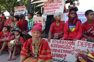 Stop the attacks on Lumads and their rights!