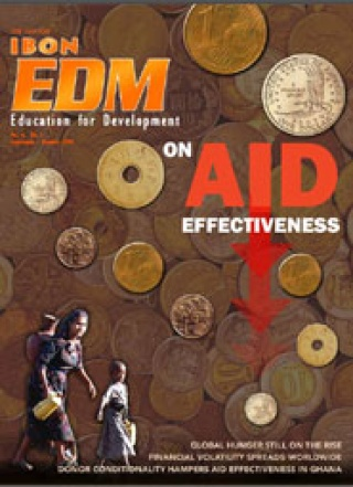 On Aid Effectiveness (September-October 2007)