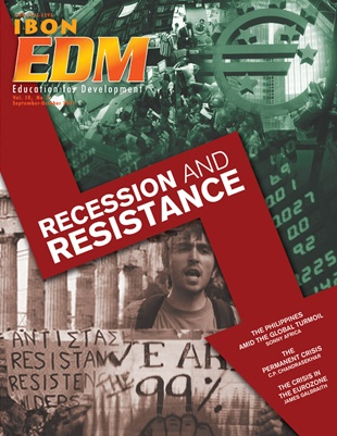 Recession and Resistance (September-October 2011)