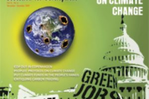 Strengthening the People's Movement on Climate Change (November-December 2009)