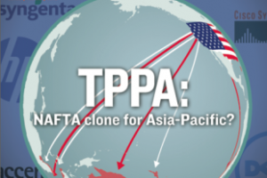 TPPA: NAFTA clone for Asia-Pacific? (January-February 2012)