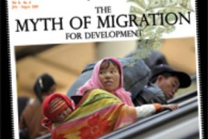 The Myth of Migration for Development (July-August 2009)