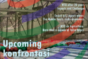 Upcoming konfrontasi in Bali: Will the world accept a new WTO deal? (July-August 2013)