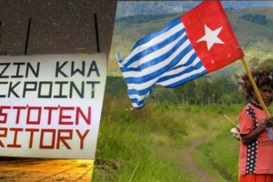 From the Wet'suwet'en to West Papuans: Continuing indigenous peoples' struggles