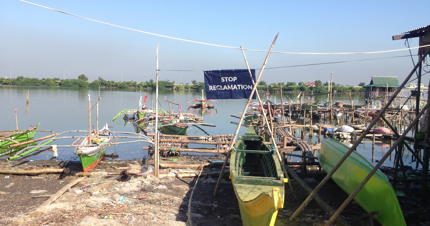 Politics, economics and climate crisis: the continuous threats to a fisherfolk community that never stops fighting