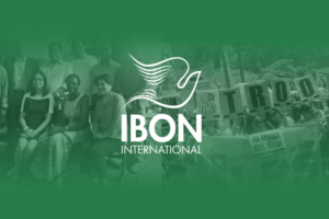 IBON International to hold organisational events, participate in global campaign to build just peace