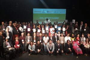 Civil society, activists call on dev't actors to stop attacks on civic space, people's rights