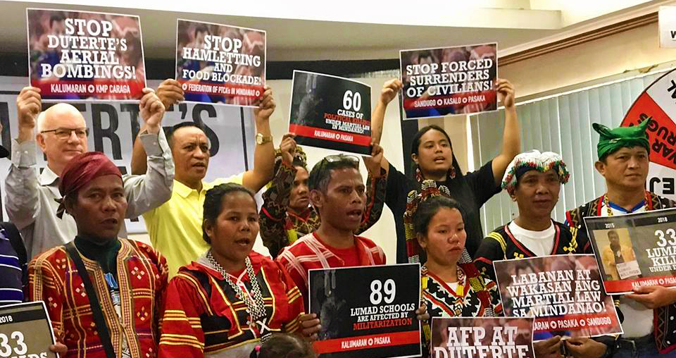 International fact-finding mission: Dire rights situation as Martial Law continues in southern Philippines