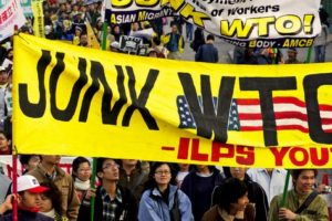 SIGN ON STATEMENT: 20 years of the WTO is enough! Junk WTO!