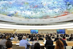 On the approval of the UNHRC resolution on the Philippine rights situation