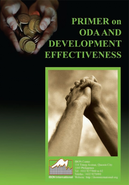Primer on ODA and Development Effectiveness