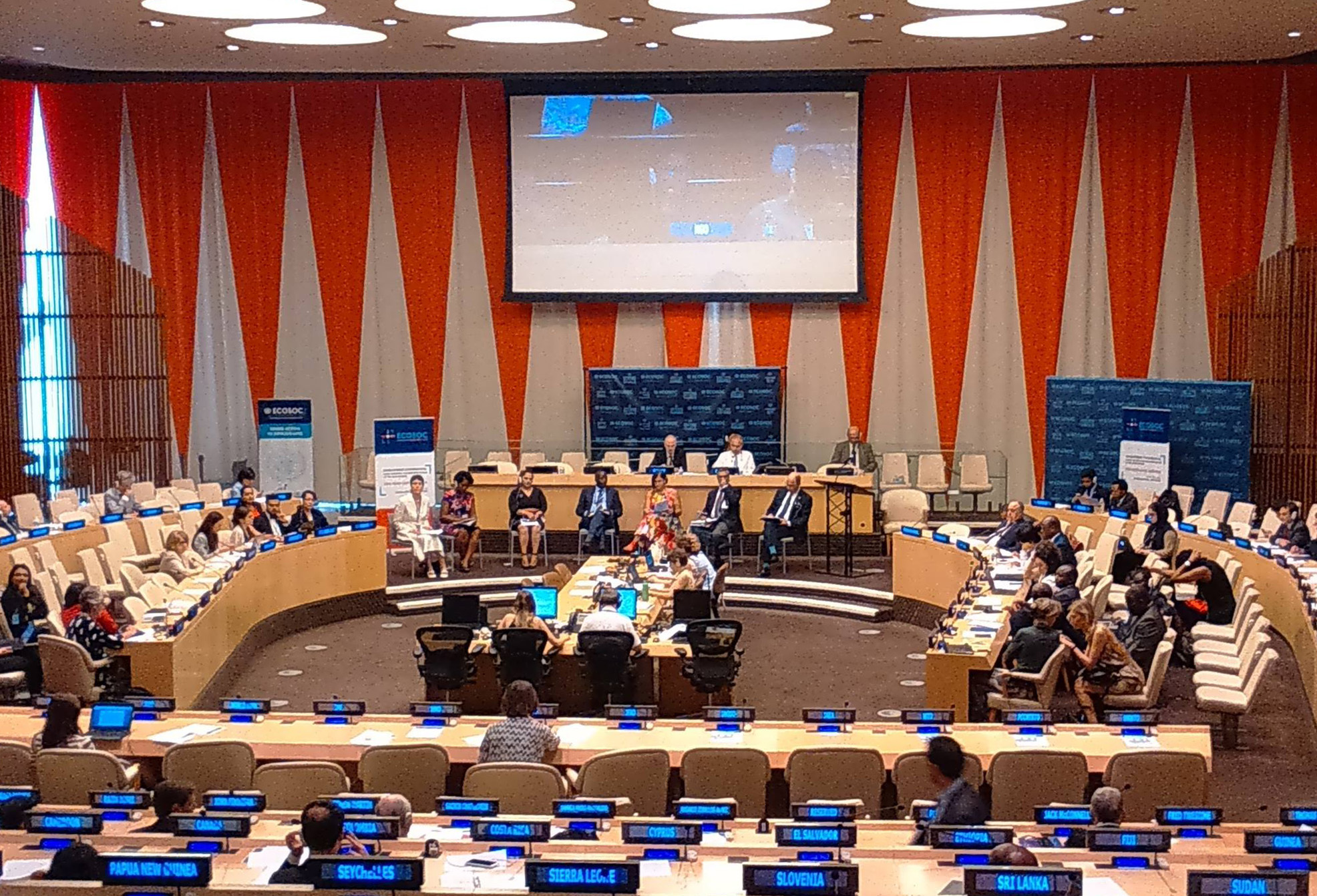 Monitoring and review of development cooperation in the 2030 Agenda