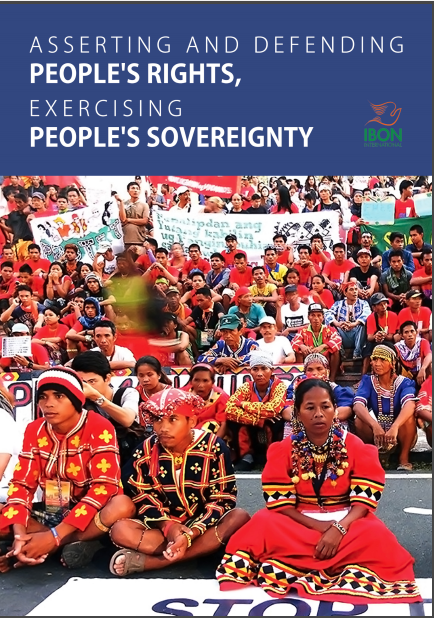 Asserting and Defending People's Rights, Exercising People's Sovereignty