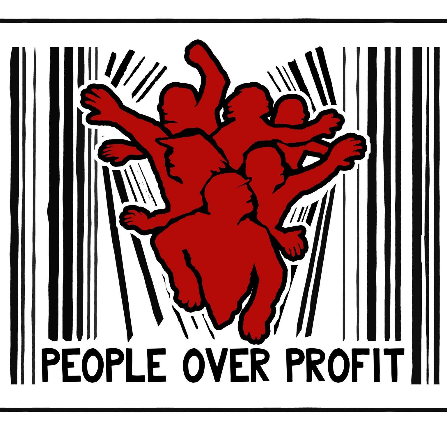 Global Launch of People Over Profit