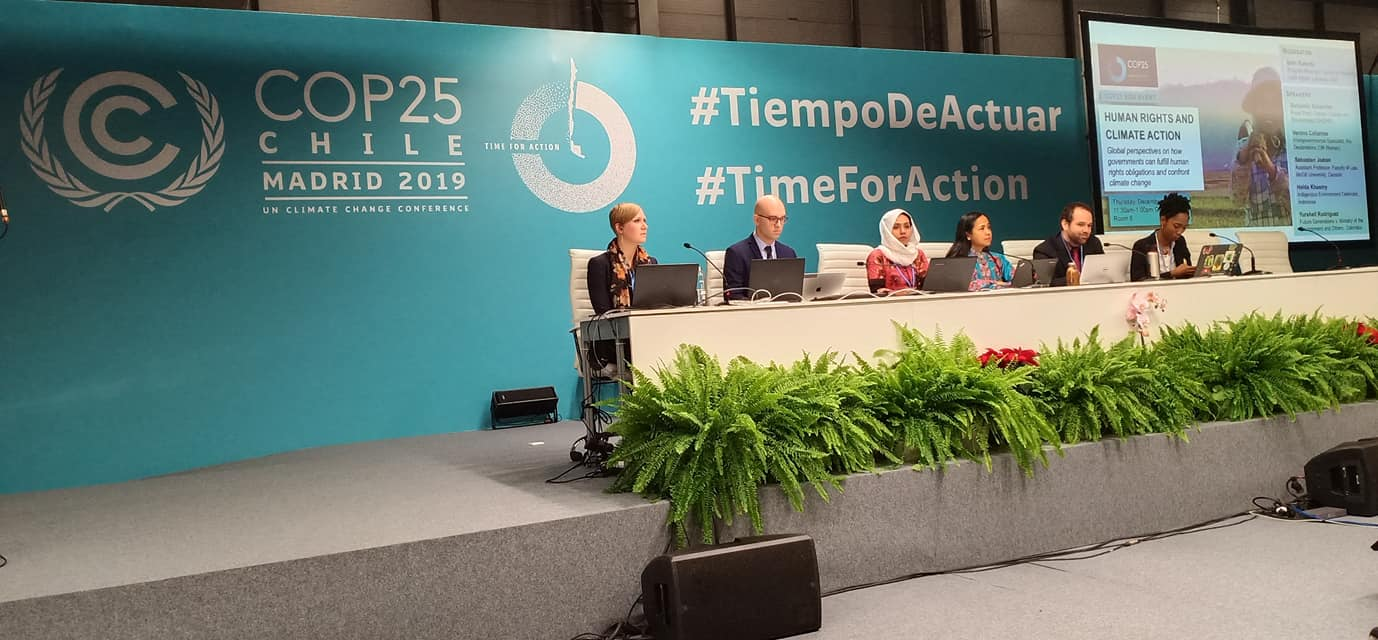 Developing and developed countries lock horns at initial salvo of climate talks in Madrid