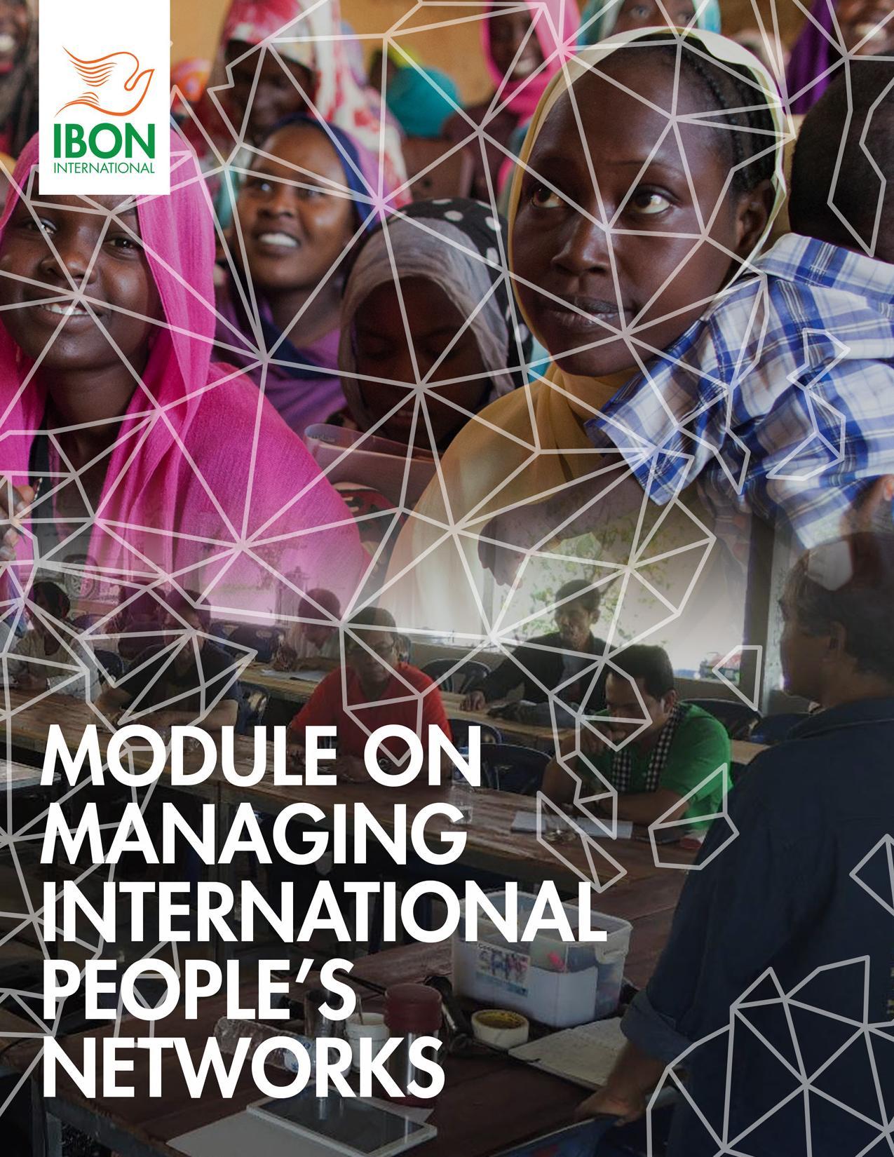 Module on Managing International People's Networks