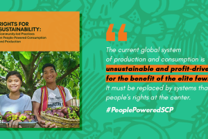 New book on peoples' sustainable production, consumption practices launched on Earth Day