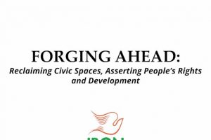 Annual Report 2019 Video Forging Ahead: Reclaiming Civic Spaces, Asserting People's Rights and Development