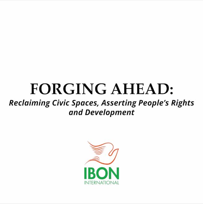 "Annual Report 2019 Video<span class=""pt_splitter pt_splitter-1""> Forging Ahead: Reclaiming Civic Spaces, Asserting People's Rights and Development</span>"
