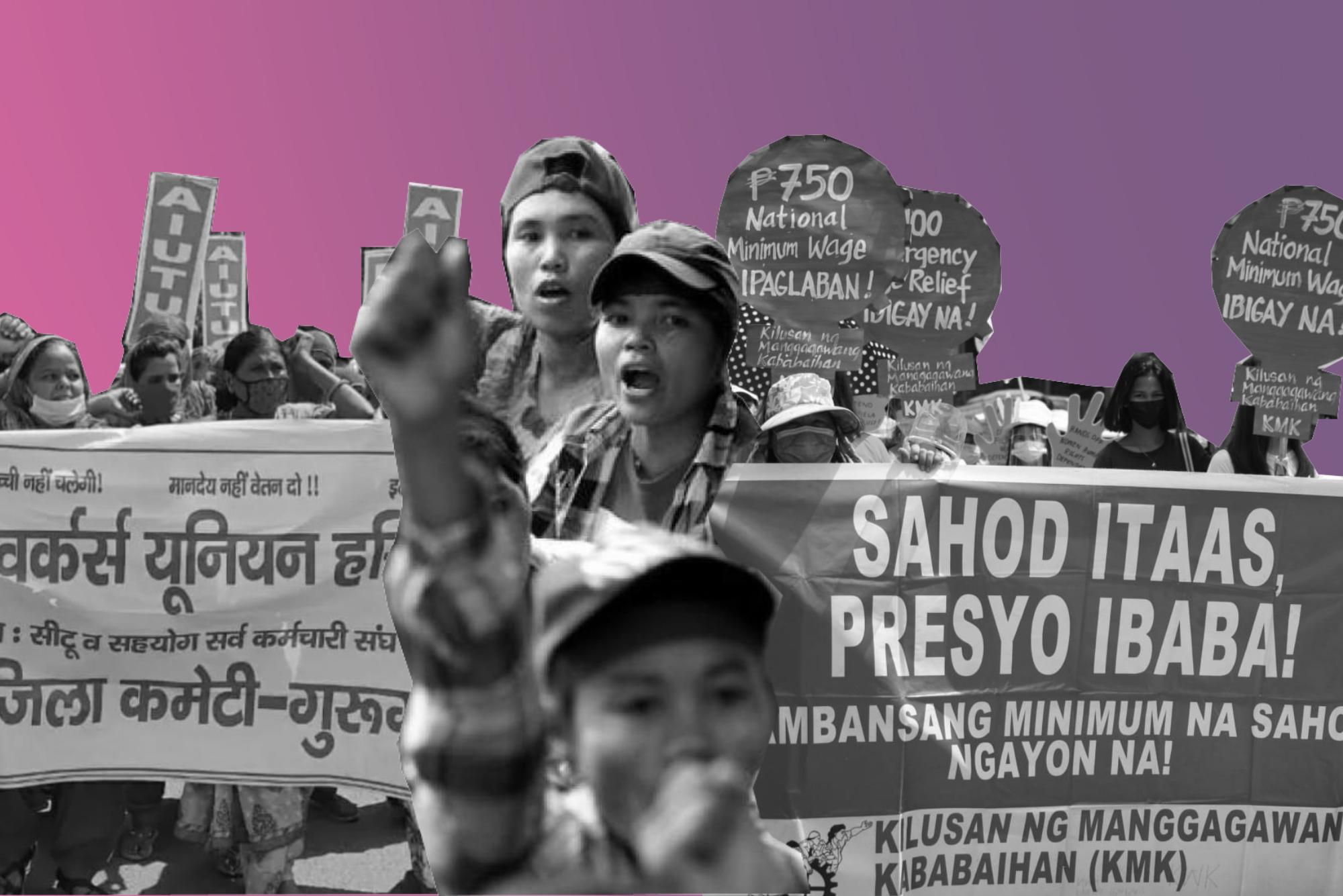 Working class women are crucial in ushering social transformation