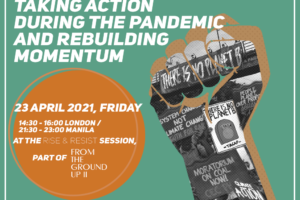 Breakout Session: Taking Action During the Pandemic and Rebuilding Momentum (April 23)