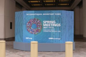 """A time to move beyond debt-driven responses, corporate """"recovery"""" of the IMF-WBG"""